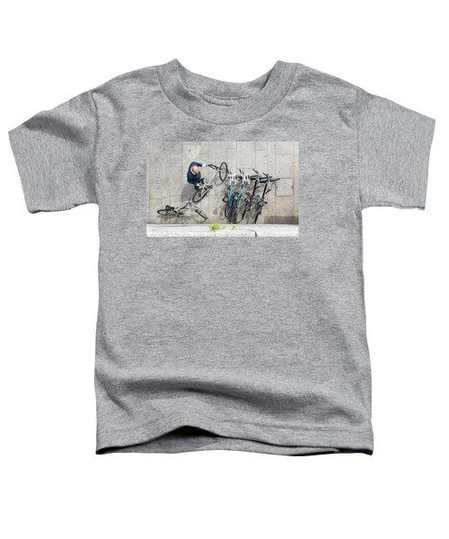 Bicicle Toddler T-Shirt