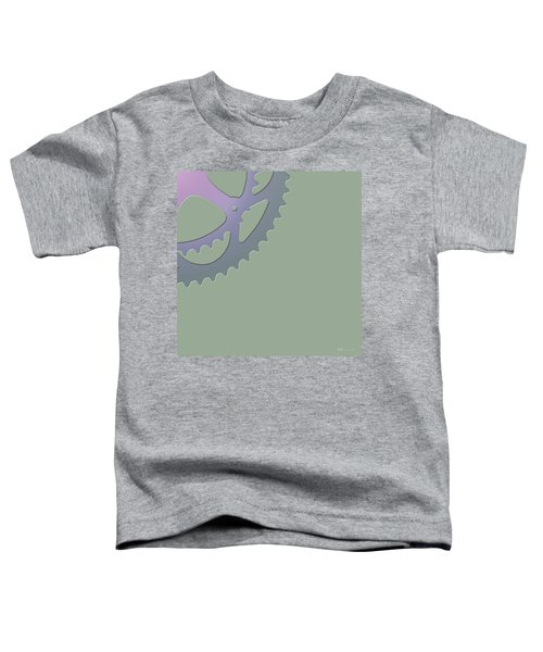 Bicycle Chain Ring - 4 Of 4 Toddler T-Shirt