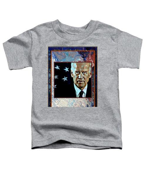 Biden Toddler T-Shirt by Wbk