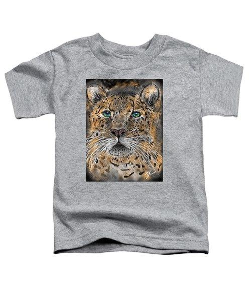 Big Cat Toddler T-Shirt
