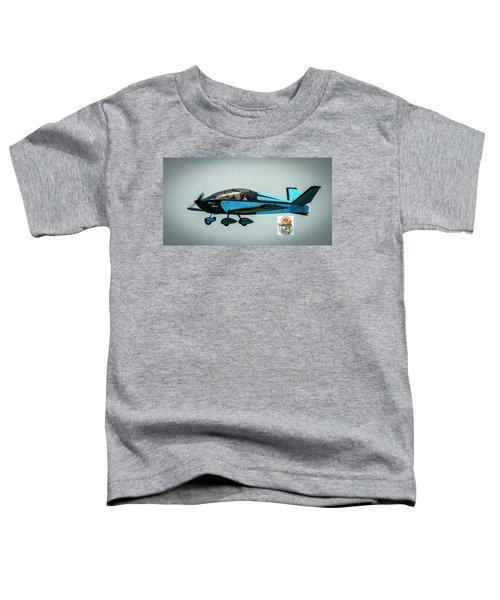Big Muddy Air Race Number 100 Toddler T-Shirt