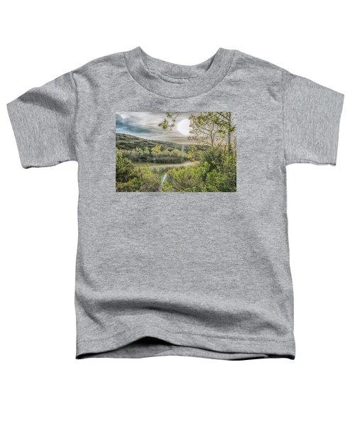 Big Sun Toddler T-Shirt