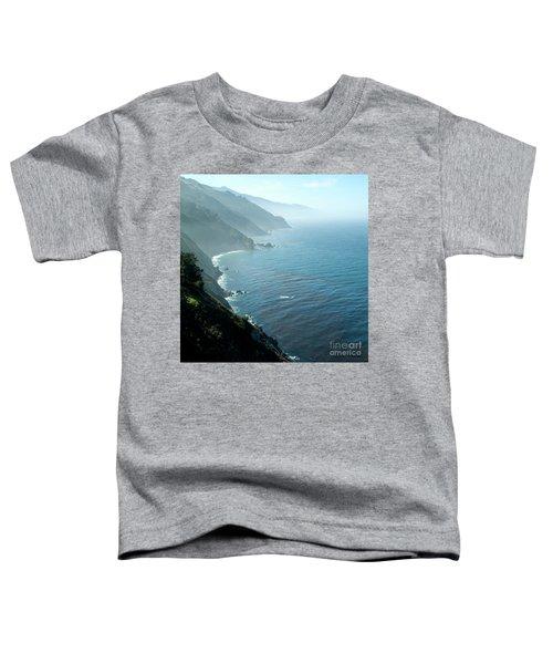 Big Sur Majesty Toddler T-Shirt