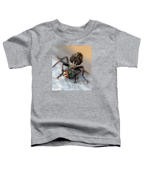 Bigger And Badder Toddler T-Shirt