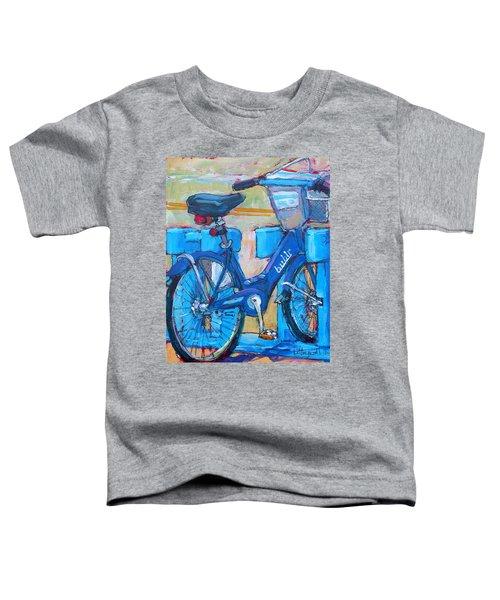 Bike Bubbler Toddler T-Shirt