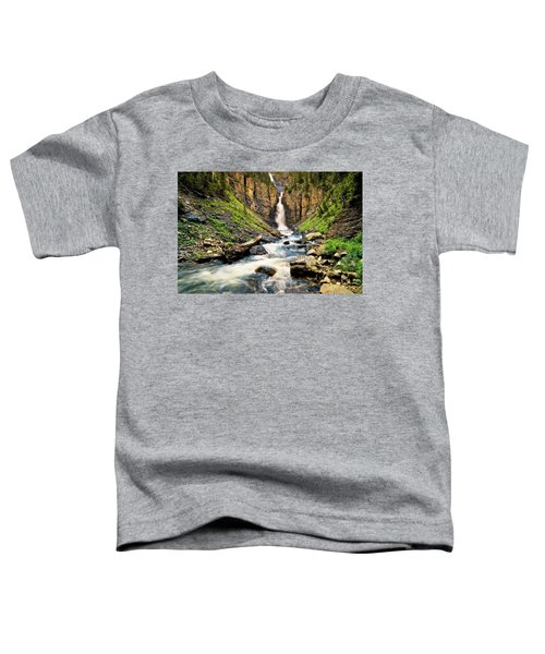 Toddler T-Shirt featuring the photograph Bilk Creek by Whit Richardson