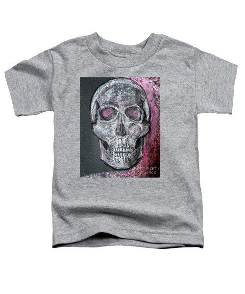 Billie's Skull Toddler T-Shirt
