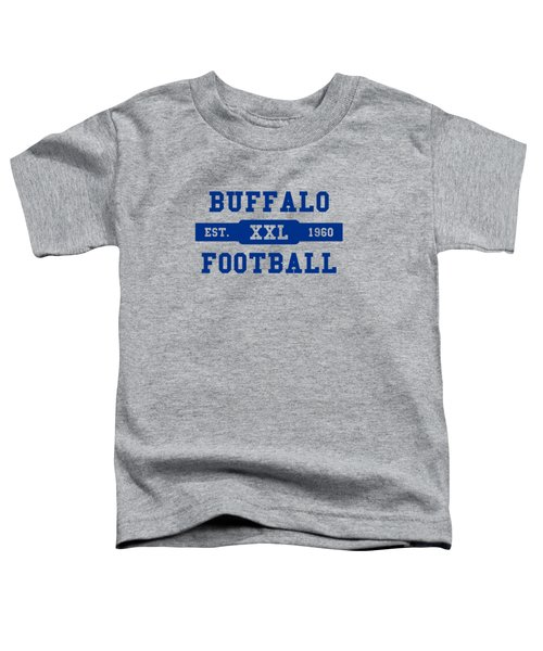 Bills Retro Shirt Toddler T-Shirt by Joe Hamilton