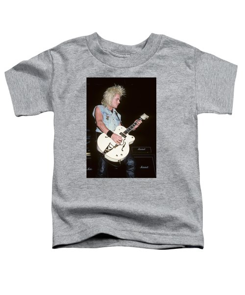 Billy Duffy Of The Cult Toddler T-Shirt