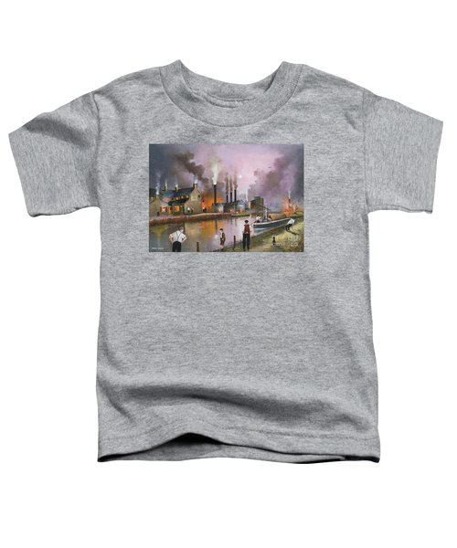 Bilston Steelworks Toddler T-Shirt