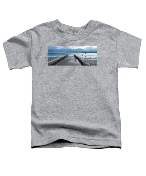 Bird Flight Toddler T-Shirt