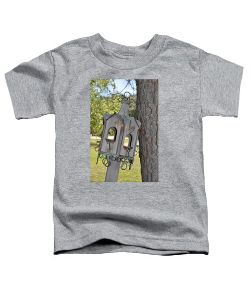 Bird House Toddler T-Shirt
