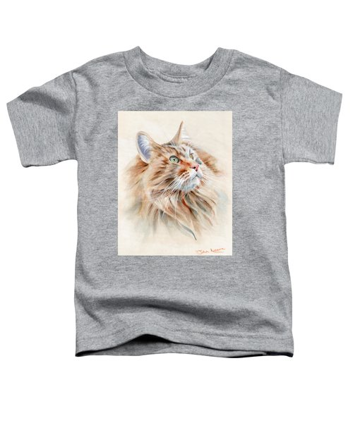 Bird Watching Toddler T-Shirt
