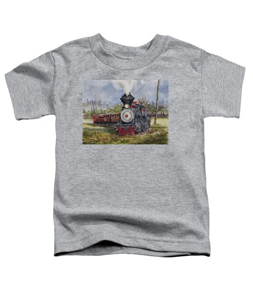 Black Hills Central Number 7 Toddler T-Shirt