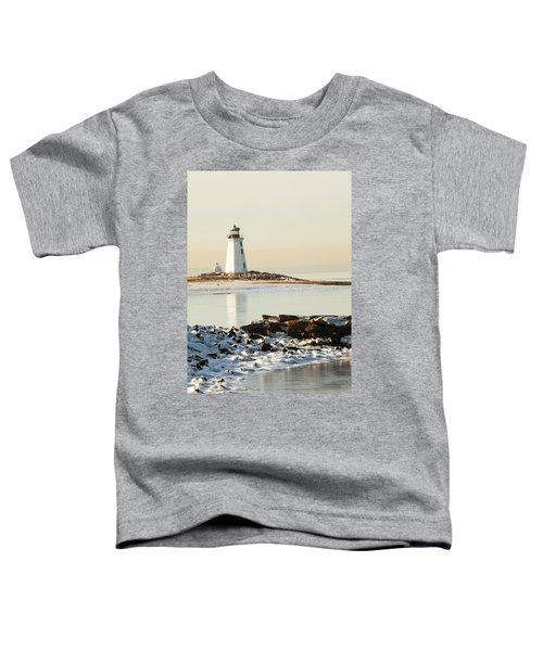 Black Rock Harbor Toddler T-Shirt