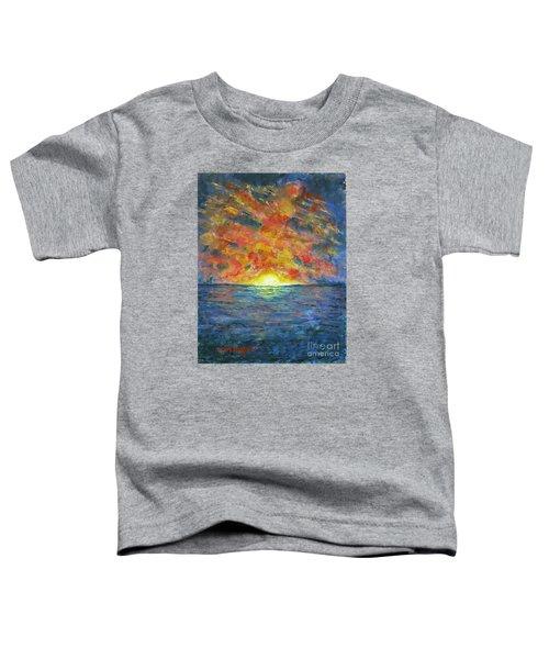 Blazing Glory Toddler T-Shirt