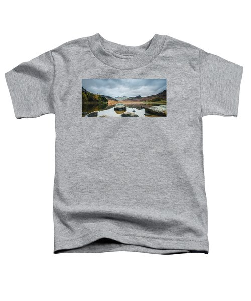 Blea Tarn In Cumbria Toddler T-Shirt