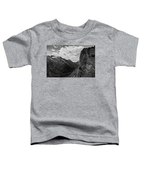 Blodgett Canyon Toddler T-Shirt