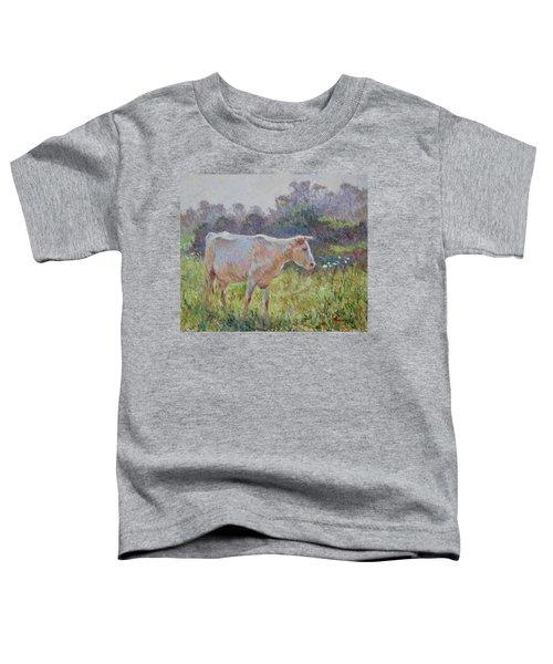 Blonde D'aquitaine Toddler T-Shirt