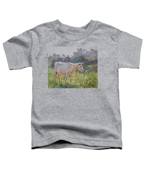 Blonde D'aquitaine Toddler T-Shirt