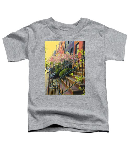Blooms Of New York Toddler T-Shirt
