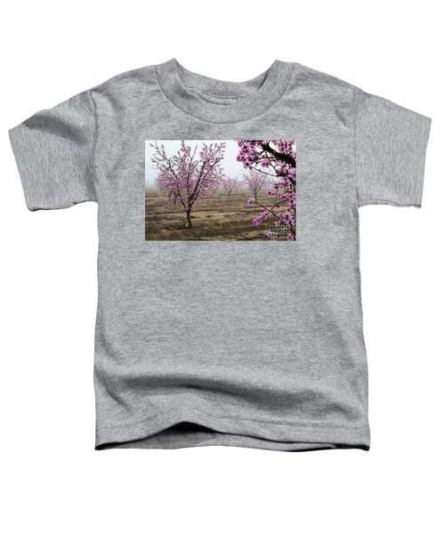 Blossom Trail Toddler T-Shirt