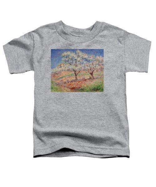 Blossom Trees  Toddler T-Shirt