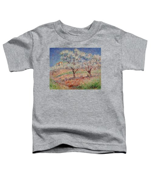 Blossom Trees  Toddler T-Shirt