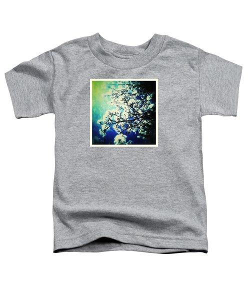 Blossoming Toddler T-Shirt