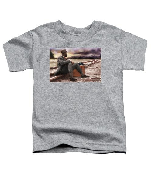 Blowin' In The Wind Toddler T-Shirt