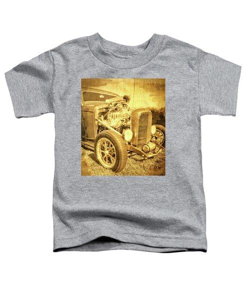 Blown Toddler T-Shirt