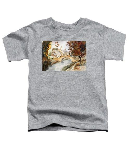 Blue Anchor Tavern Toddler T-Shirt