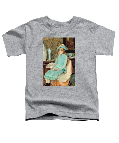 Blue Belle Toddler T-Shirt