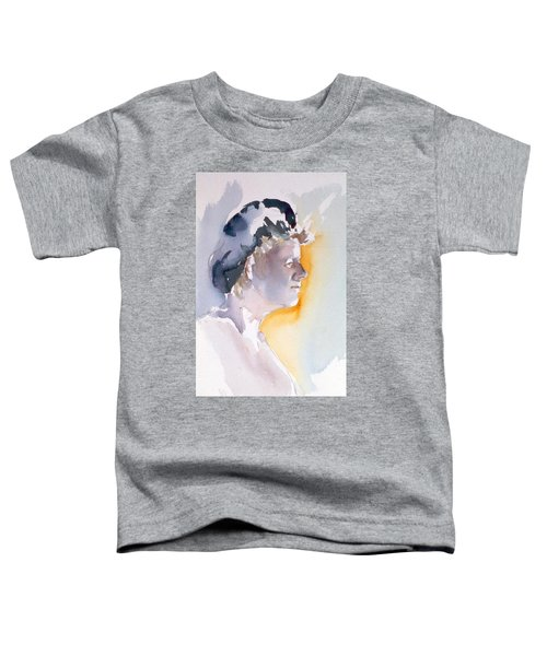Blue Cap Toddler T-Shirt