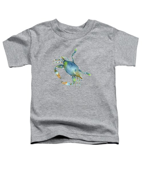 Blue Crab Toddler T-Shirt