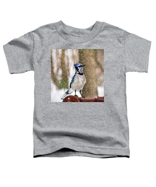 Blue For You Toddler T-Shirt