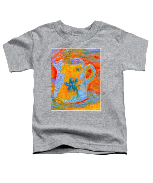 Blue Life Toddler T-Shirt