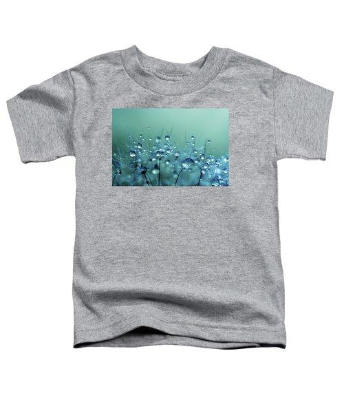 Blue Shower Toddler T-Shirt