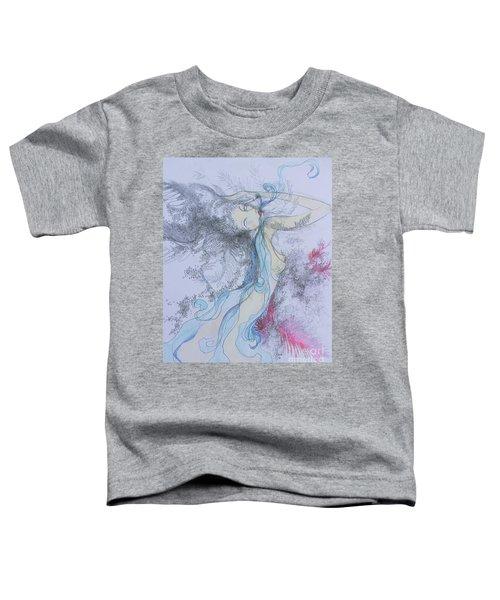 Blue Smoke And Mirrors Toddler T-Shirt