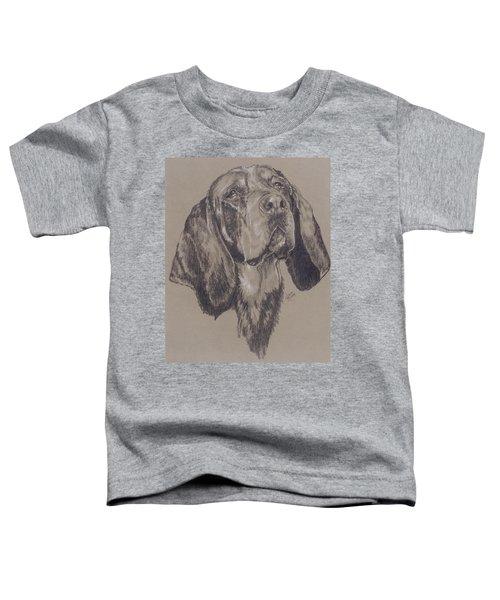 Bluetick Coonhound Toddler T-Shirt