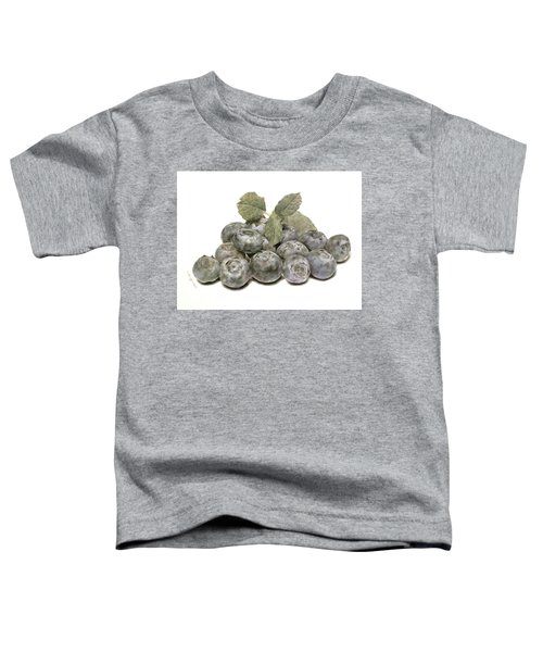 Blueberries Toddler T-Shirt