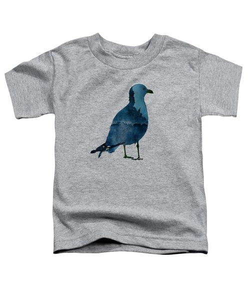 Bluegull Of Art T-shirt Toddler T-Shirt