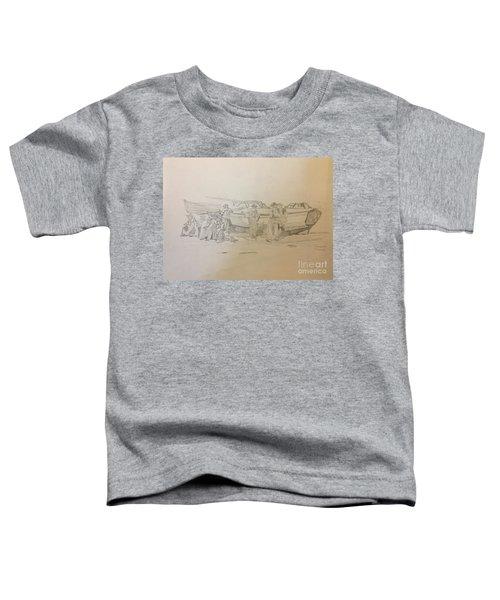 Boat Crew Toddler T-Shirt