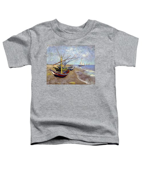 Boats Toddler T-Shirt