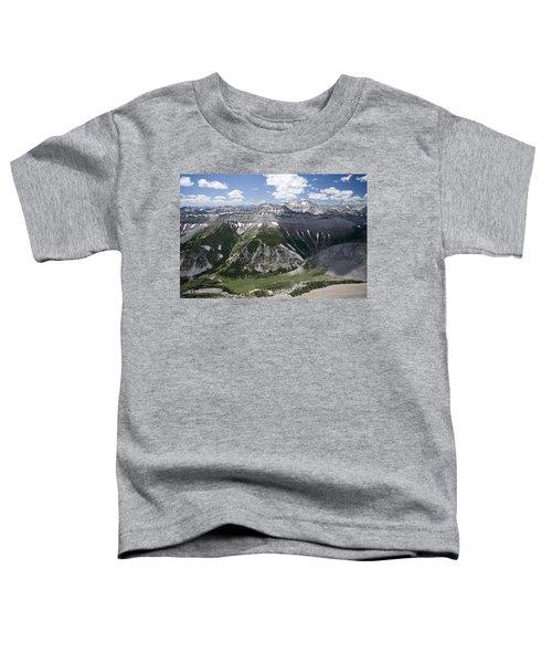 Bob Marshall Wilderness 2 Toddler T-Shirt