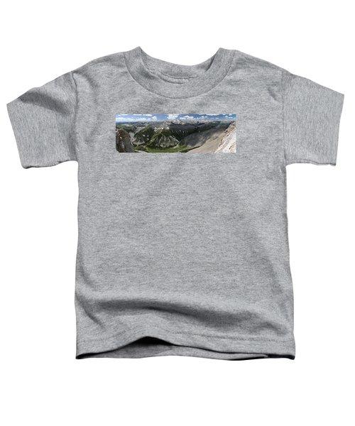 Bob Marshall Wilderness Toddler T-Shirt