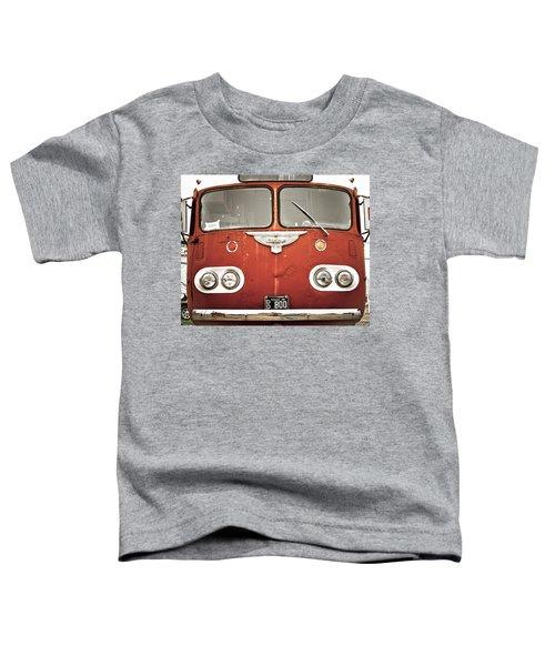 Bob Wills Bus Toddler T-Shirt