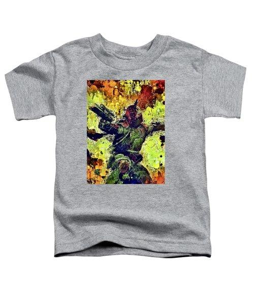 Boba Fett Toddler T-Shirt