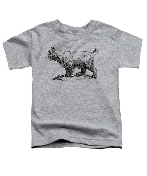 Bobcat Toddler T-Shirt