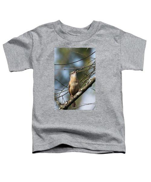 Bobolink Singing Toddler T-Shirt